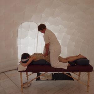 Massages d'acupression Tony Neuman